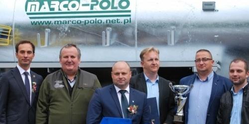 Nagroda dla Marco-Polo na targach w Rypinie